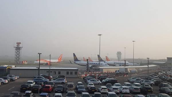 parking przy lotnisku rzeszów jesionka